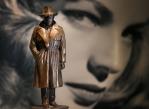 Humphrey Bogart bronz figürü-Macdiarmid/Getty Images